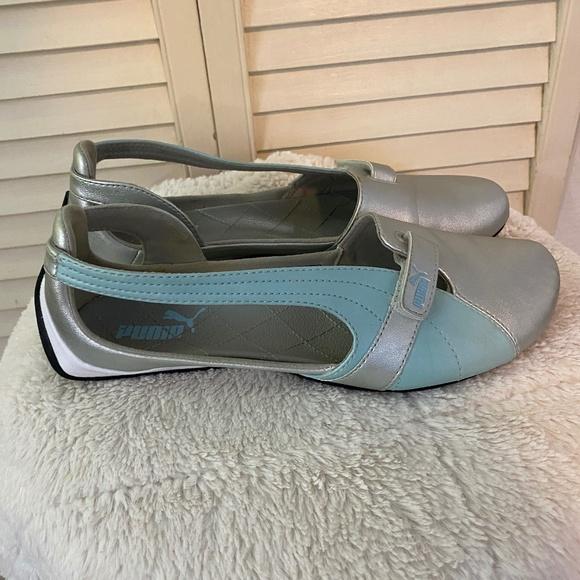 Puma Espera II Ballerina Flats Womens Sandals